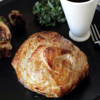 Easy Individual Beef Wellingtons.