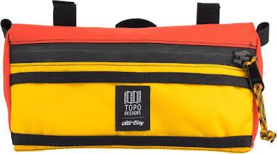 All-City Topo Designs Handlebar Bag alternate image 1