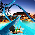 Water Slide Sliding Water Games