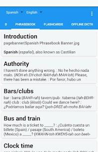Spanish English Translator 7.6.2 Mod APK Download 3