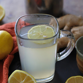 Lemon-Ginger Detox Toddy