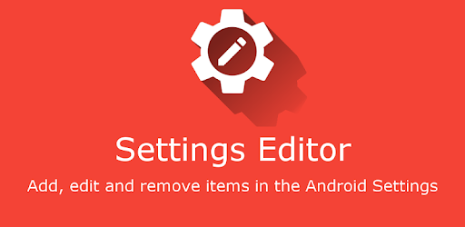 Image result for Settings Editor pro app