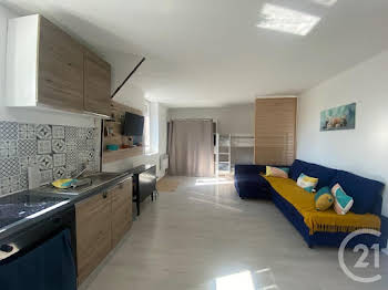 Studio meublé 25,75 m2