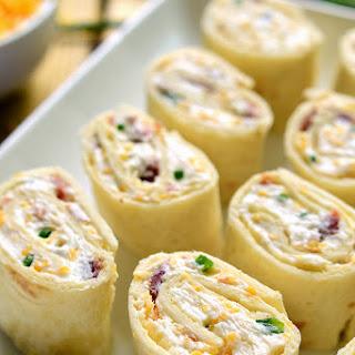 Tortilla Pinwheels With Bacon Recipes.