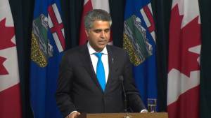 Alberta Human Services minister will not resign: 'Absolutely not'