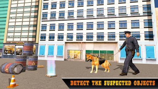 Police Dog Game, Criminals Investigate Duty 2020 android2mod screenshots 3