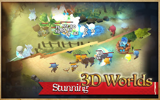 Beast Quest Ultimate Heroes screenshot 22