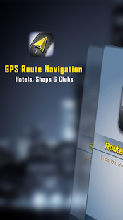 Maps - Route Navigation & Location - náhled