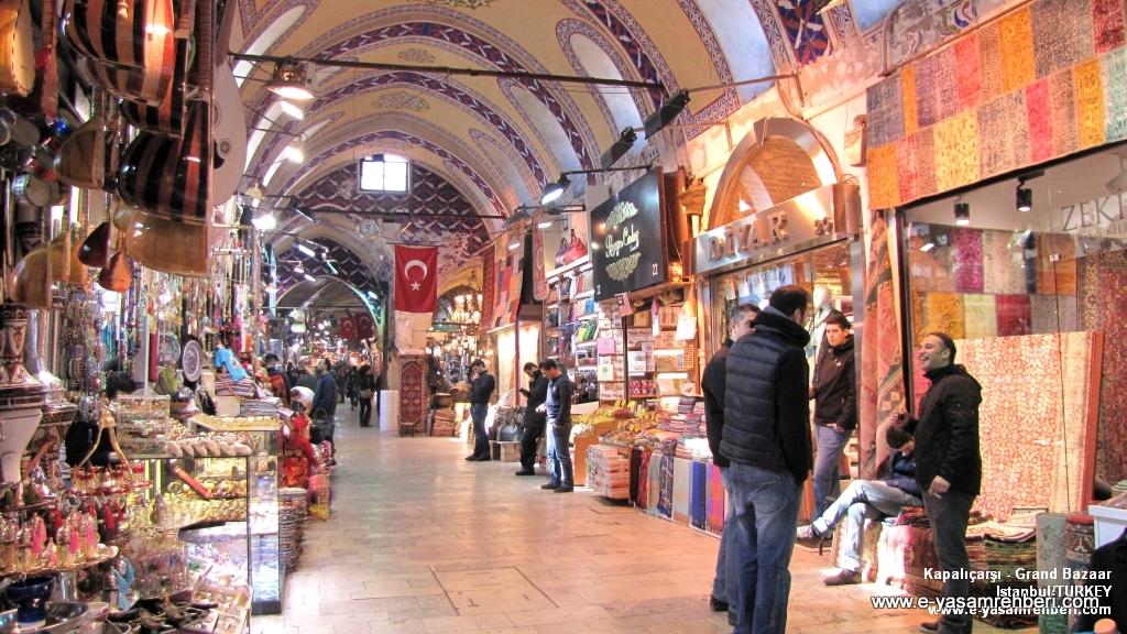 istanbul kapalıçarşı - grand bazaar