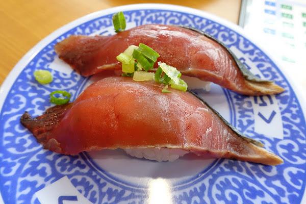 林口三井outlet。くら寿司藏壽司Kura Sushi~好玩好吃的平價迴轉壽司