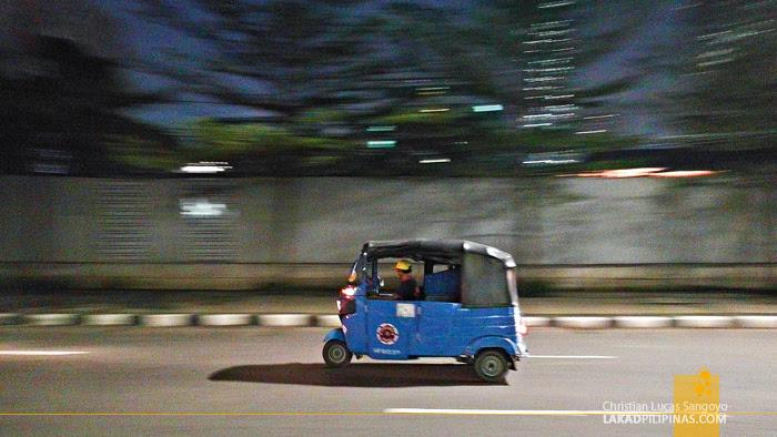 Tuktuk Jakarta Indonesia