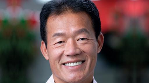 David Kan, CEO of Mustek.