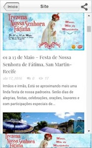 Paróquia de Fátima Recife screenshot 13