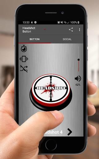 Boom Headshot Sound Button screenshot 2