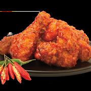Freaking Hot Fried Chicken