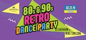 80s & 90s Retro Dance Party