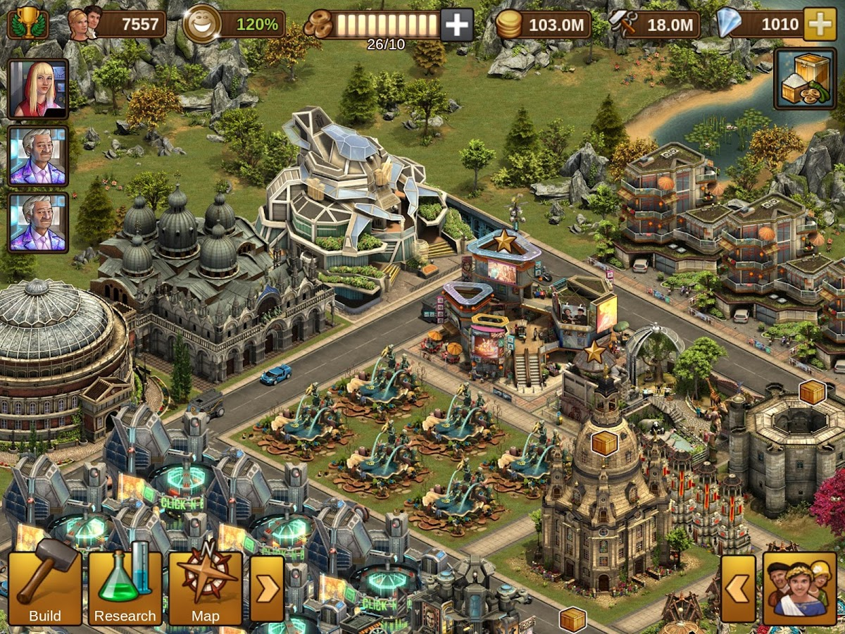 Forge of empires halloween plays