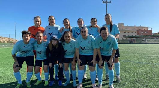 El CD El Ejido Femenino se impone 2-4 al Oriente