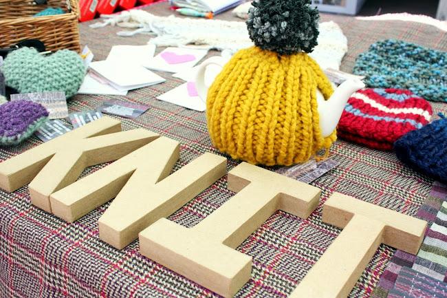 Knit Wits at Brixton Makers Market