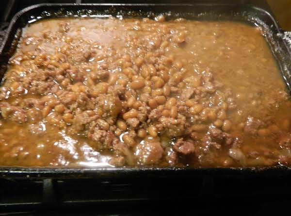 Sweet Baked Beans Recipe