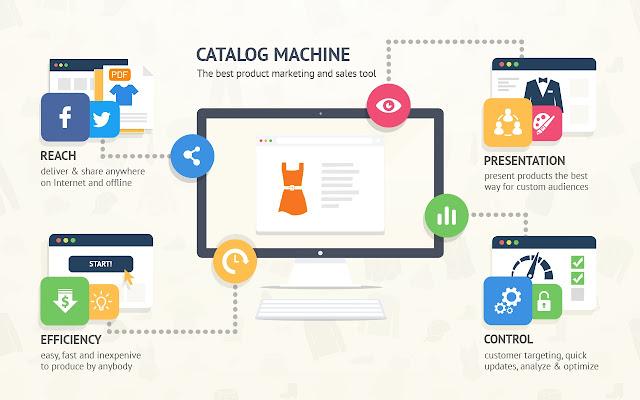Catalog Machine - Easy Online Catalog Maker