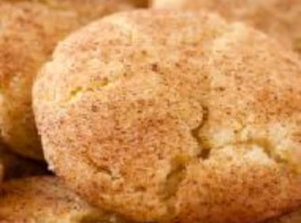 Cinnamon Sugar Cookies/dialysis & Kidney Friendly Recipe