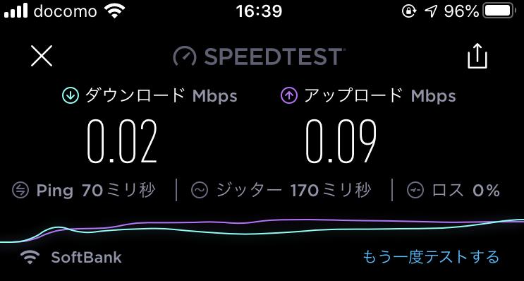 iVideo 900GB SIM、まさかの400GBで速度制限。解除に応じず