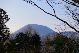 Photo: View of Mount Omuro 遠眺大室山