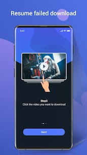 Video Downloader – Video Manager for facebook Apk Latest Version Download For Android 4
