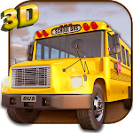 School Bus Driving Simulator Icon