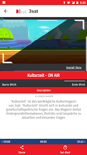 Switzerland TV EPG Free - náhled