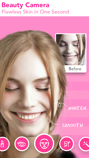 Download Face Filter, Selfie Editor - Sweet Camera MOD APK 4