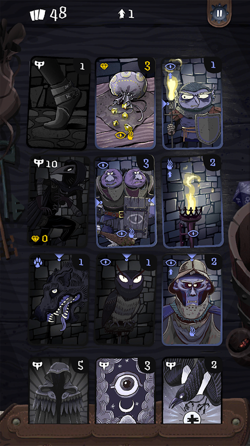Card Thief- screenshot