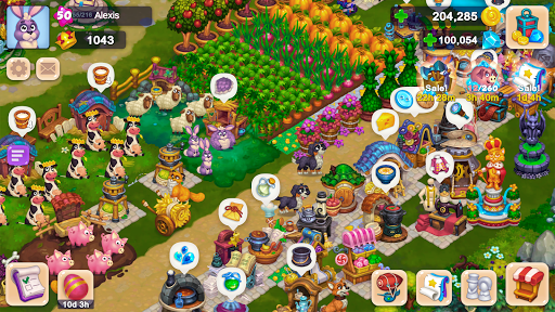 Royal Farm – Farming adventure 1.28.0 screenshots 1
