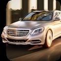 Benz S600 Drift Simulator icon