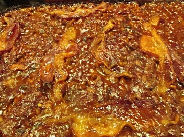 Beefy Baked Beans Recipe