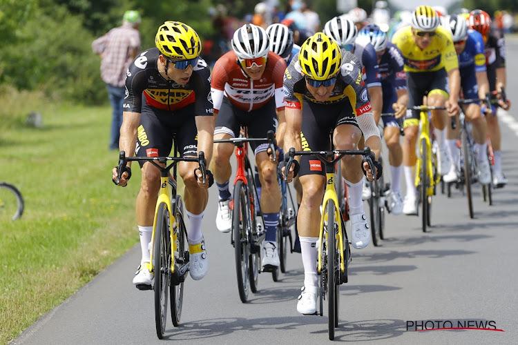 Ontsnapping van jewelste in de Tour de France! Van der Poel, Van Aert, Gilbert en Stuyven in aanval in langste rit