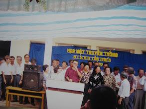 Photo: Thầy Huỳnh Xuân Thọ, cựu Hiệu Trưởng