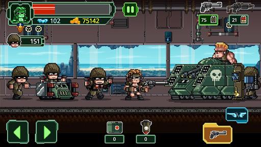 Metal Guns Fury : beat em up 4 screenshots 2