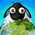 Sheep - A beautiful world icon
