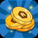 Ajimumpung: Uang pulsa gratis icon