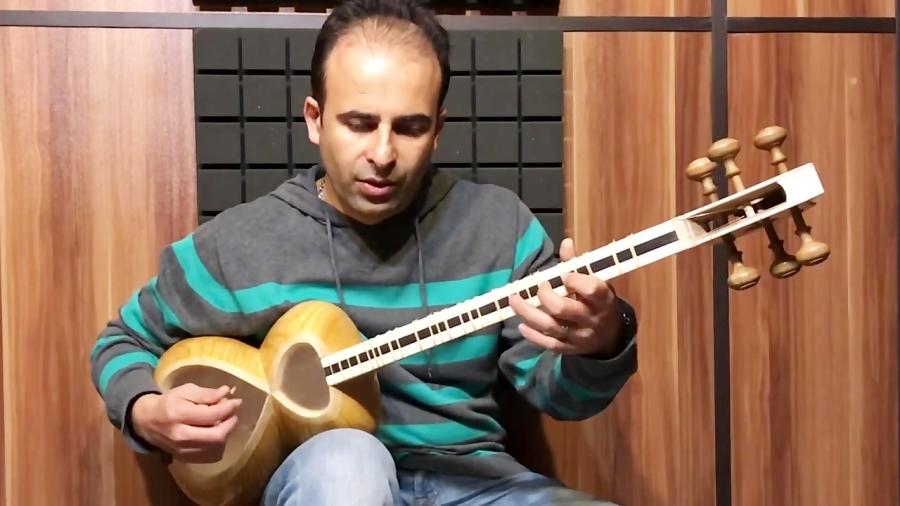دانلود اجرای ۴۹ قطعهی قدیمی (همساز) تار نیما فریدونی صوتی