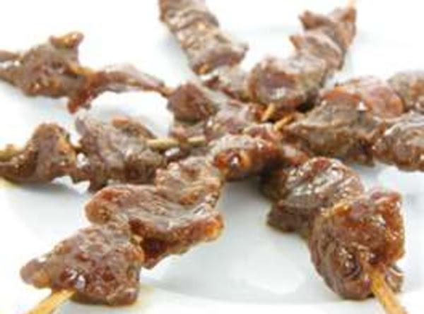 Beef Skewers Recipe