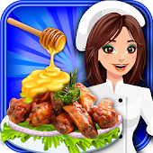 Chicken Wings-Cooking Games