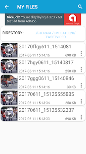 Download Twitter Videos- screenshot thumbnail