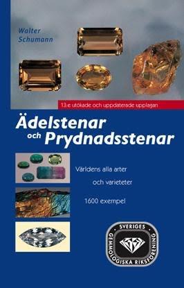 Ädelstenar och prydnadsstenar, bok av Walter Schumann