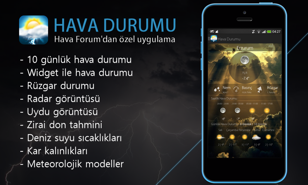 Hava Durumu- screenshot