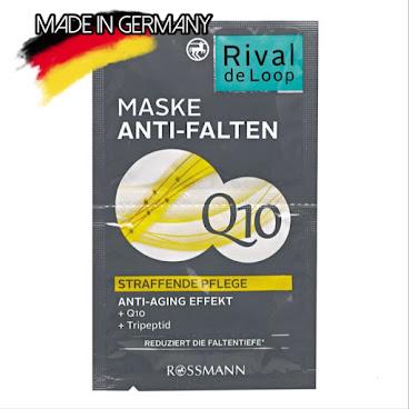 德國rdl Q10緊緻面膜