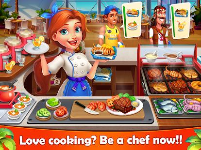 Cooking Joy – Super Cooking Games, Best Cook! 6