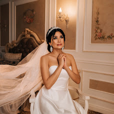 Bryllupsfotograf Olga Nikolaeva (avrelkina). Foto fra 28.04.2019